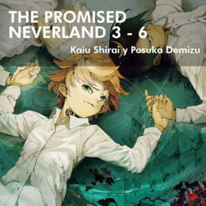 The Promised Neverland 3-6