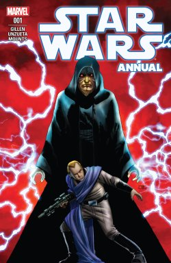 star wars: annual comic