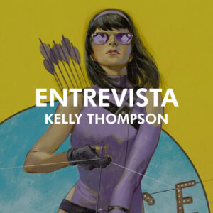 Entrevista a Kelly Thompson