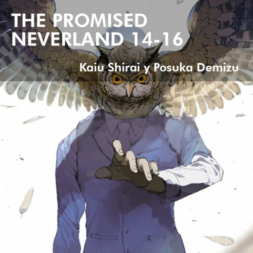 The Promised Neverland 14-16