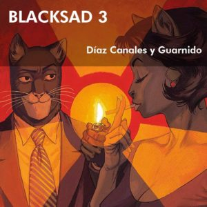 Blacksad #3