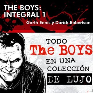 The Boys: Integral 1