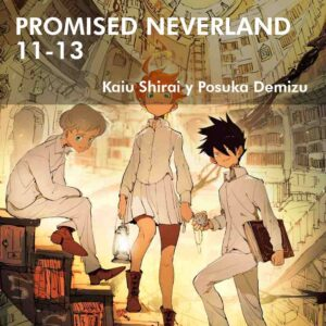 The Promised Neverland 11-13